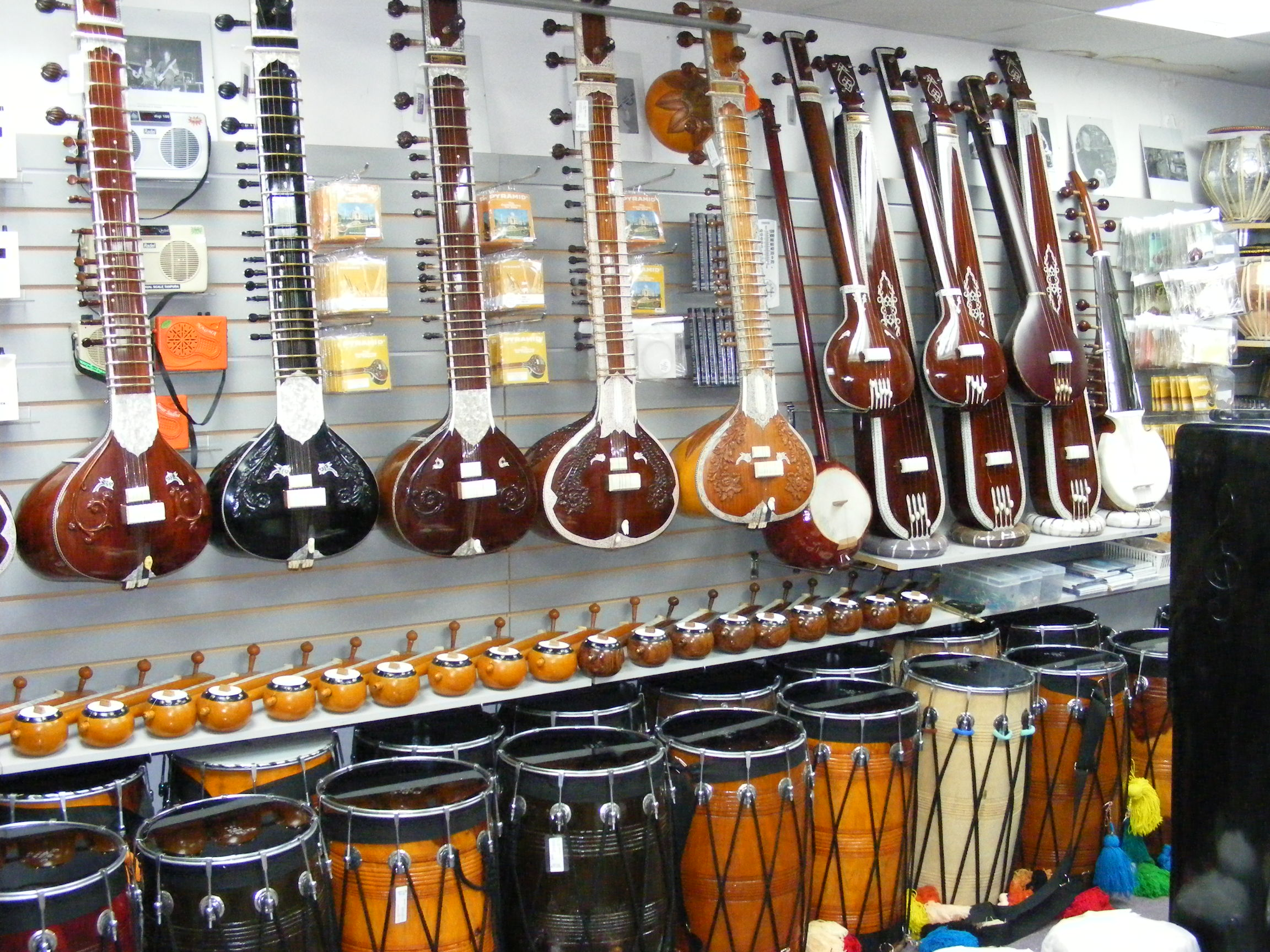 Kala Kendar Music Room